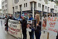 Aktion gegen Breuninger