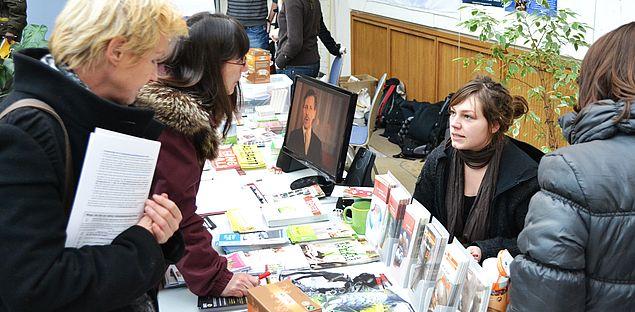 Stuttgart Open Fair 2012