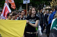 Tierbefreiung goes Blockupy Stuttgart