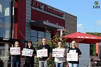 Aktion gegen KFC